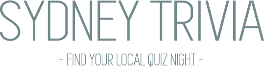 Sydney Quiz Nights